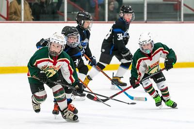 2018 12-22 Hanover Wild Squirts Hockey