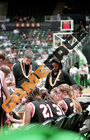 Hawaii Women's Basketball