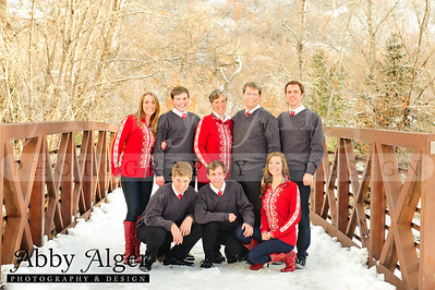 Sue & Gordon Smith Family 2012