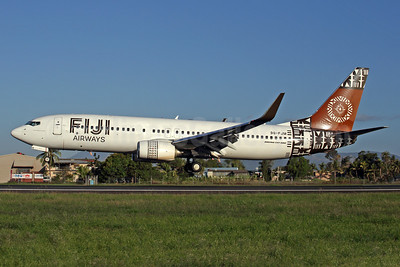 Airlines - Fiji