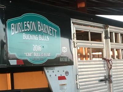 Burleson Barnett Bucking Bulls