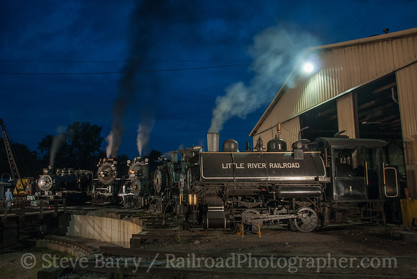 Steam Railroading Institute Owosso, Michigan June 21, 2014