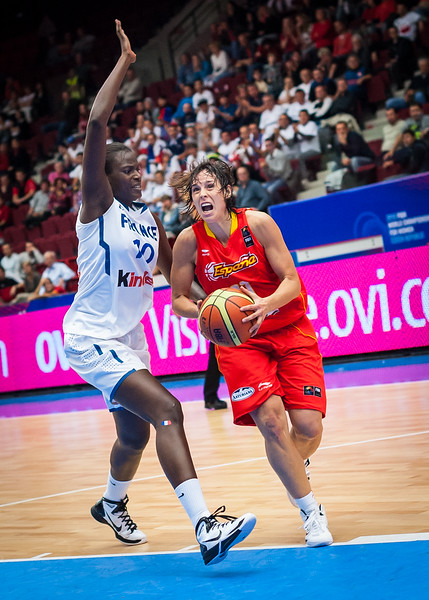 Nuria Martinez, Jennifer Digbeu