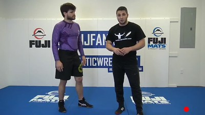 2 on 1  Ultimate Finish (Arm Stretch)
