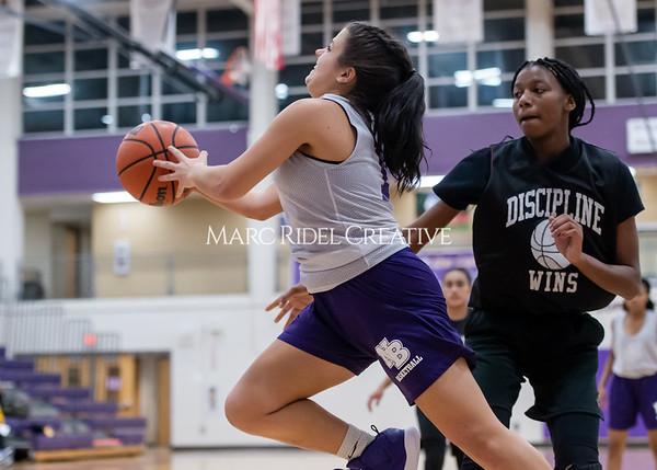 Broughton girls basketball vs Wake Forest. November 14, 2019. D4S_0141