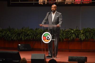 Pastor Haynes'  B Day Sunday 2018 (Gina Stewart)