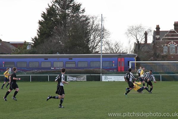 Moneyfields - Moneyfields Sports Ground