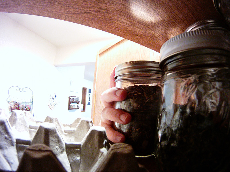 May 3, 2012. Day 118. I think I'm going to give the haikus a rest for now. Happy tea drinking, all! Wasilla, Alaska