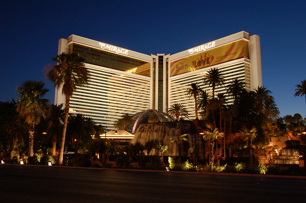 Las Vegas - July 2007