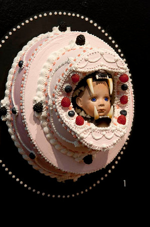 xCakeland Artrospective Impromptu March 2011