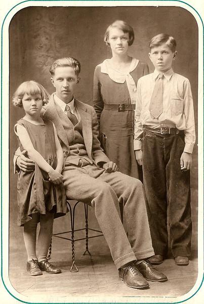 Children of Glenn and Alice Phillips
