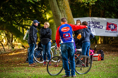 East Kent Cyclocross Northbourne 04/11/2018