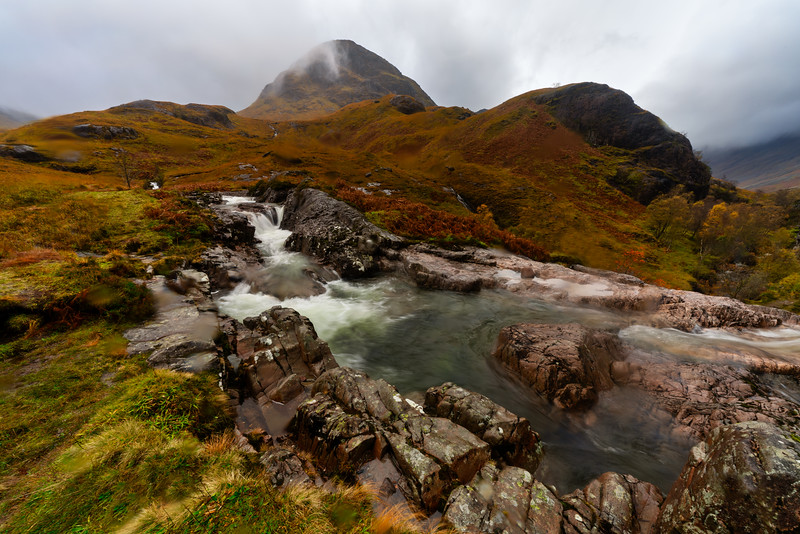 The Three Rivers in Scotland's Lost Valley