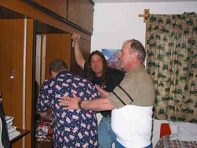 Iowa Trip 2004