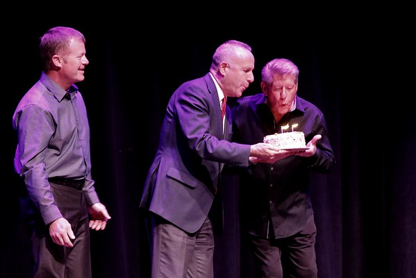 Mayor Darrell Steinberg and Dennis Mangers Birthday Benefit Concert/Party 10 15 18