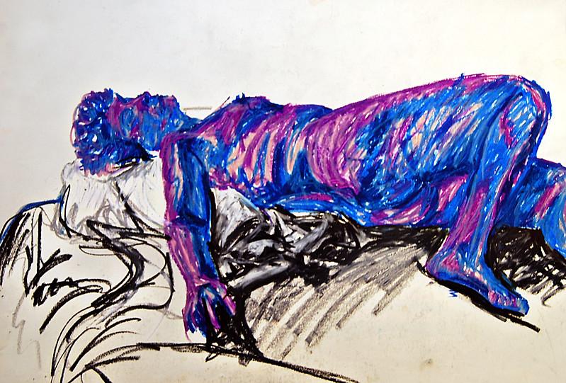 Nude No 2 Blue Purple Janna Bissett.jpg