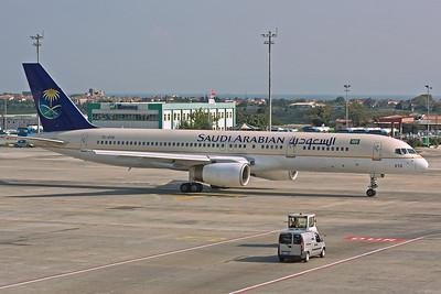 Saudia Arabian Airlines