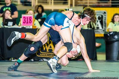 Round 3 - Consolations - 2016 NCWA Nationals Championships