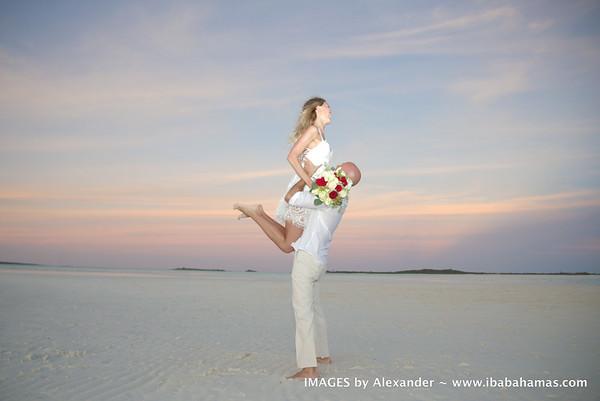 Daniel & Irina | Destination Wedding | Sand Bar, Exuma Bahamas