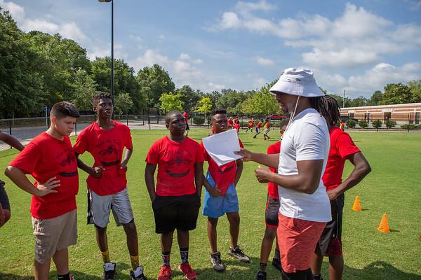 RWKTF Football & Cheer Camp 2019