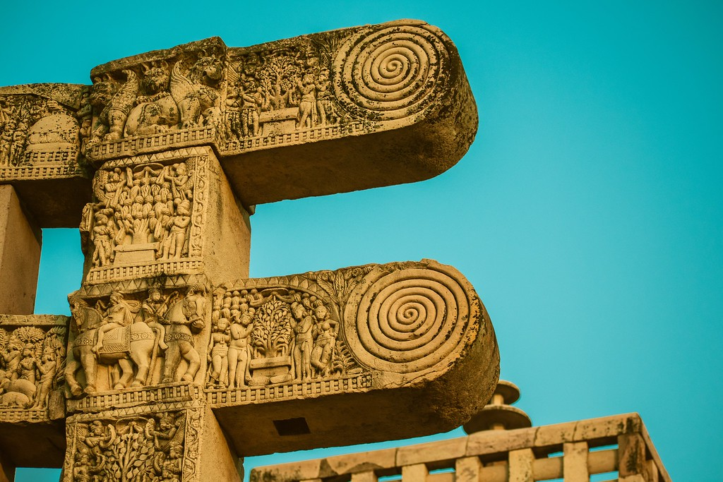 UNESCO World Heritage Sites in India: Buddhist Monuments at Sanchi