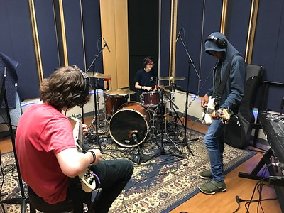 2016-2017 MAD Dragon Studios Recording Session