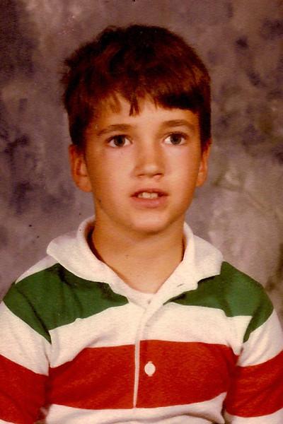 1976 - 2nd grade