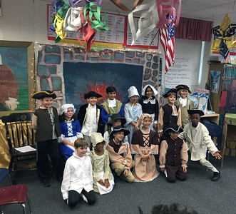Colonial Day 2017
