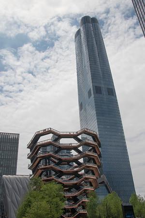 NYC Hudson Yard Highline Battery Park WTC