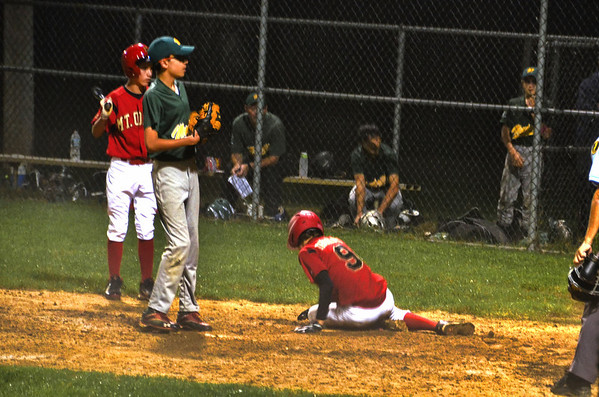 Mt Olive LL Baseball - Oct 05 2012
