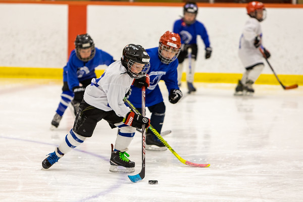 Wed Night - Atom 2-Line and Girls Practice
