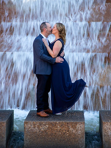 Brandi & Chris engagement photos