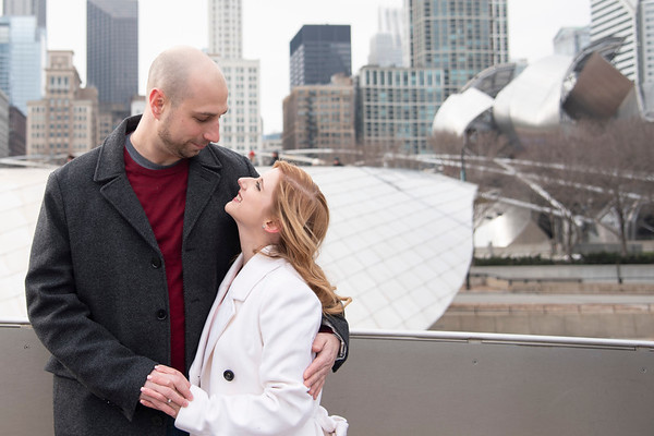 Jen & Mike Engagement