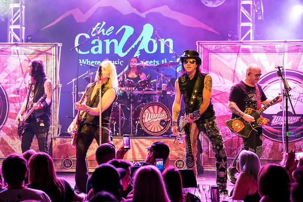 Warrant, Canyon Club 5-20-17