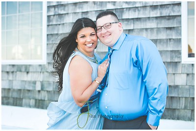 {4.29.15}  EVENT  |  Julia + Matt Engagement Party