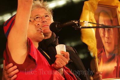 Tibetan Freedom Torch, San Francisco