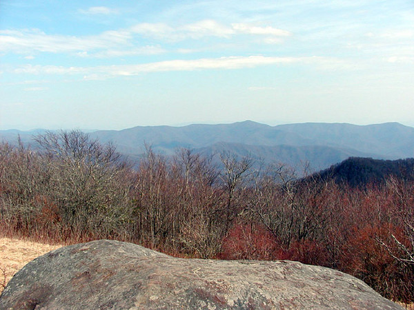 Once Two Strangers Climbed Ole' Rockytop