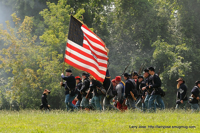 Jackson Civil War Muster 2014