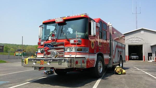 Po Mar Lin Fire Company