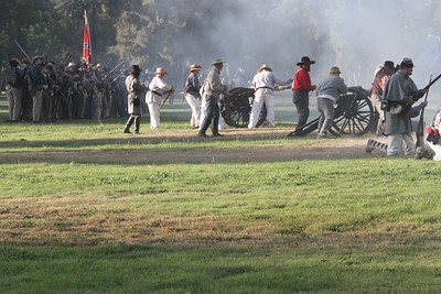 Civil War Reenactment Fresno