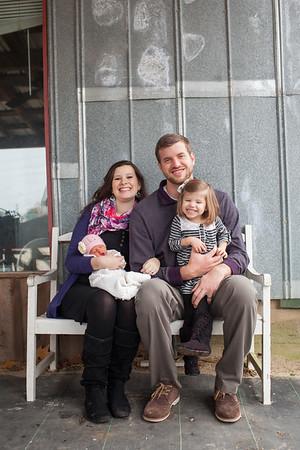 The Pond Family