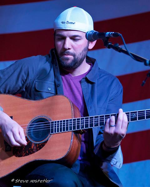 Matt Lopez of Band Due West