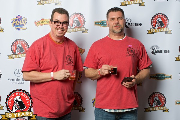 BEERFEST 10 Year Photo Booth