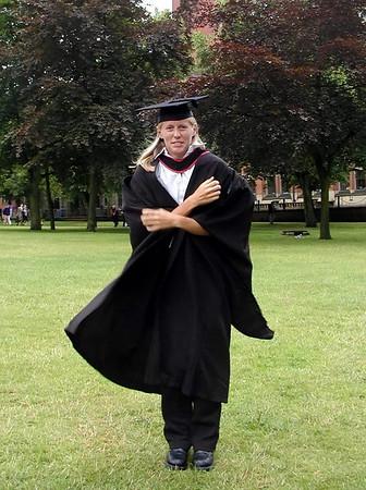 Jenny's Graduation (2001)