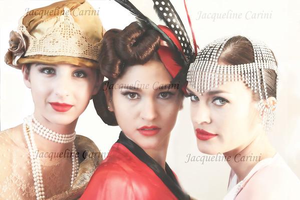 C. Madeleine's Vintage Fashion Show
