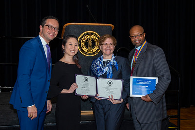 2019 President's and Chancellor's Excellence Awards