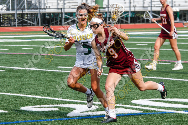 Sharon-King Philip Girls Lacrosse - 06-05-18