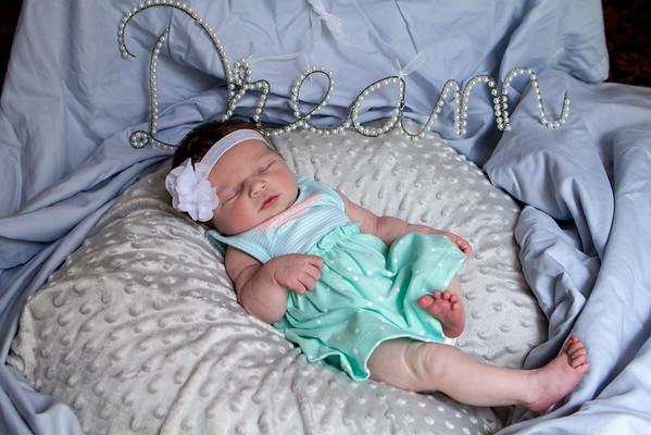 Caroline Newborn