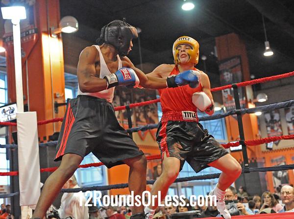 Alessandro Cutrona (Salem B.C.) vs Pierre Harris (Cleveland B.C.)  141 Pound-Sub-Novice  Bout # 5