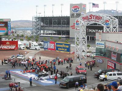NHRA - Vegas 2 Racing Pictures